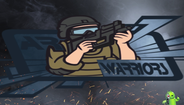 AR Warriors : Jogo de tiro na realidade aumentada