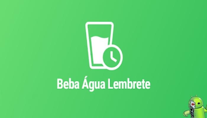 Beba Água - Alerta, Lembrete e monitoramento