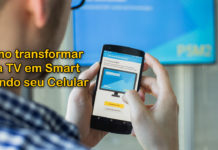 Como Assistir Vídeos Online Numa Tv Que Não é Smart Usando o Celular capa