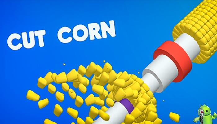 Cut Corn - Jogo ASMR