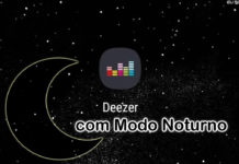 Deezer é Atualizado com Modo Escuro! Veja como Ativar! capa