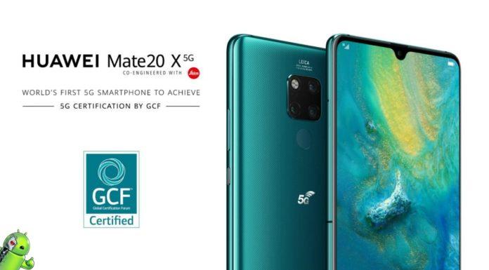 Em primeira venda flash, Huawei Mate 20 X 5G é esgotado em minutos