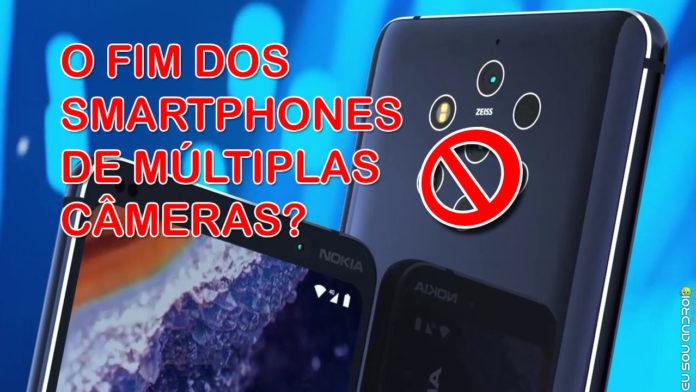 Empresa Já Está Desenvolvendo Smartphones que Não Precisam de Múltiplas Câmeras CAPA