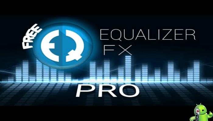 Equalizador FX Pro