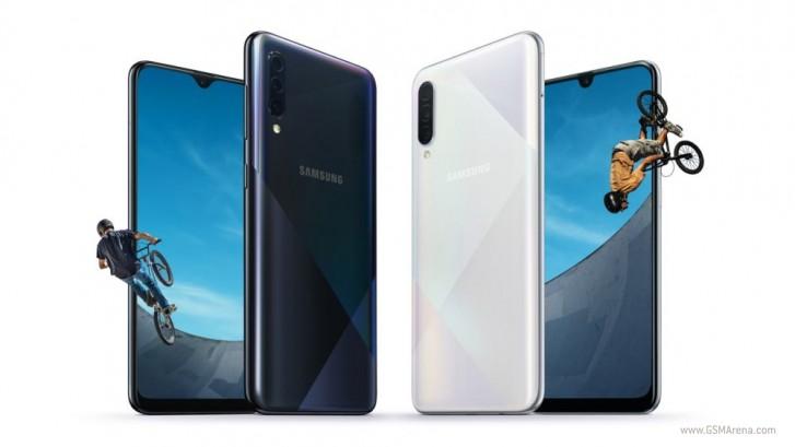 Galaxy A50s e A30s