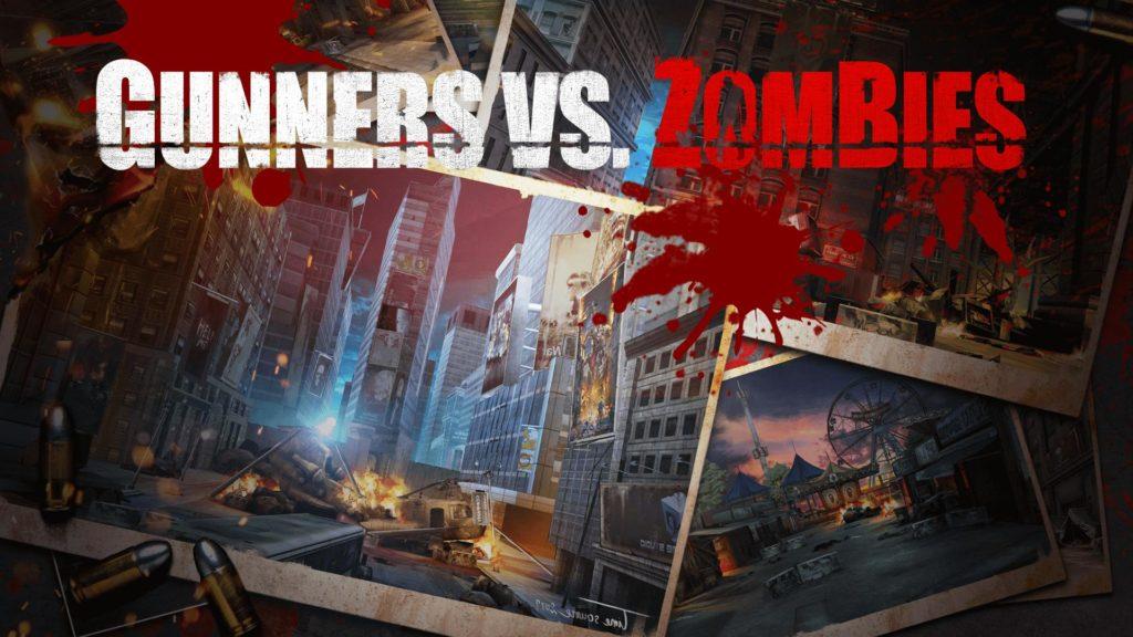 Gunners vs. Zombies