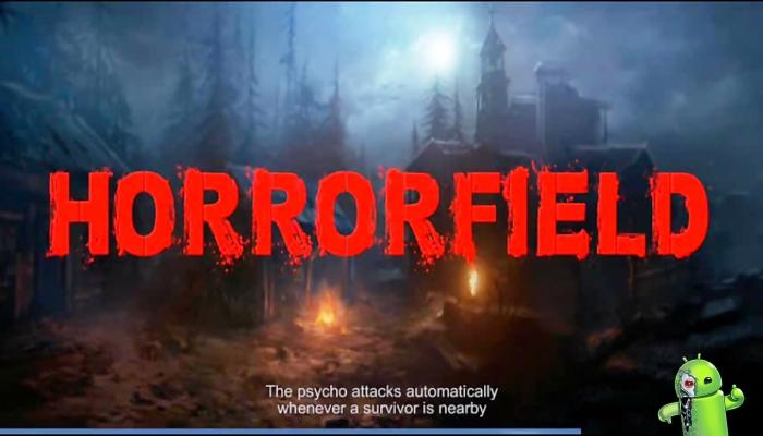 Horrorfield - Jogo do Horror Multiplayer Survival