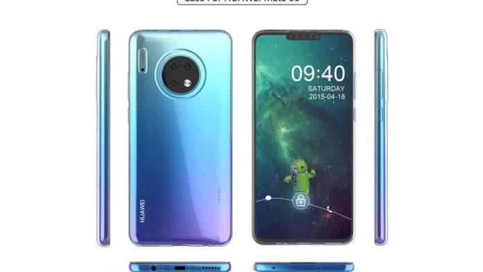 Huawei Mate 30 e Mate 30 Pro chegando em 19 de setembro
