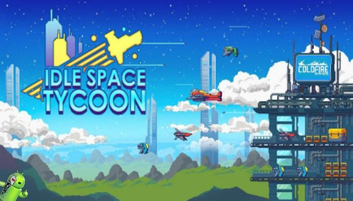 Idle Space Tycoon - Jogo Zen Incremental
