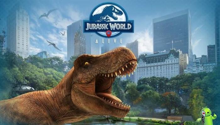 Jurassic World Com Vida
