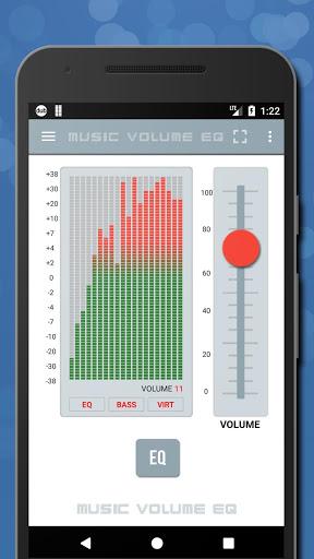 Músicas Equalizador de som -Amplificador de graves