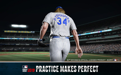 A MLB Perfect Inning 2019