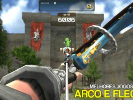 Melhores jogos de Arco e Flecha para Android