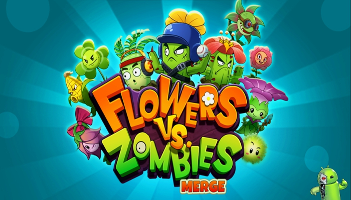 Merge Flowers vs. Zombies