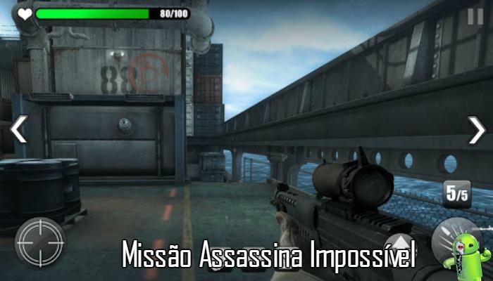 Missão Assassina Impossível