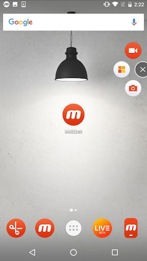Mobizen gravador de tela - Record, Capture, Edit