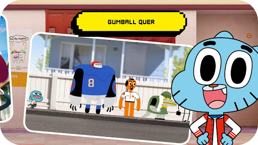 Pular uma Cabeça - Gumball
