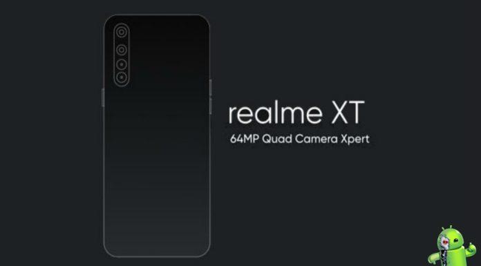 Realme XT com quatro câmeras de 64MP chegando em setembro