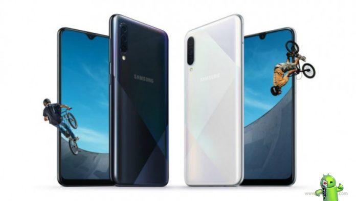 Samsung Galaxy A50s e A30s chegam com novas câmeras