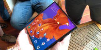 Telefone dobrável: Huawei Mate X será lançado com o Kirin 990