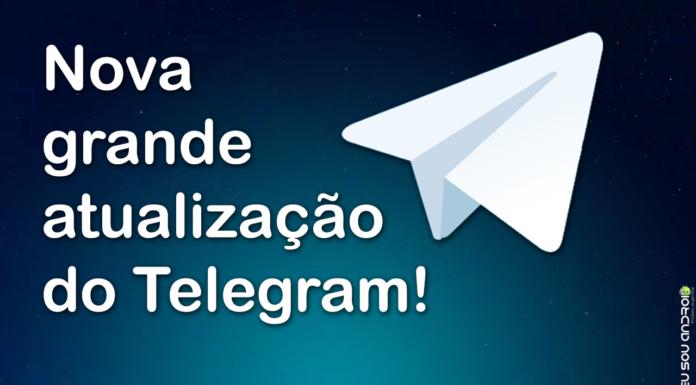 Telegram é Atualizado com Mensagens Silenciosas, Modo Lento e Muito Mais! capa