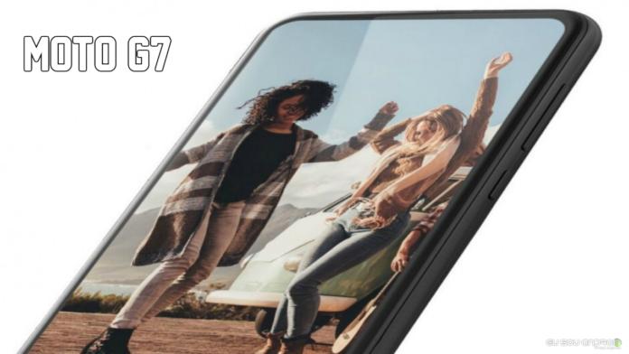 Vazam as primeiras imagens do Motorola G8