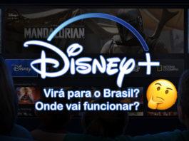 Veja Quais Aparelhos e Países Terão Disney+! capa