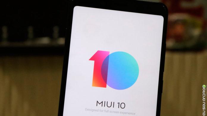 Xiaomi Anuncia Fim do Desenvolvimento da MIUI 10 capa