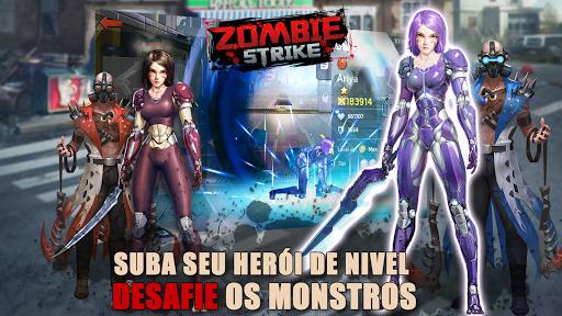 Zombie Strike: A Última Batalha AFK (IDLE SRPG)