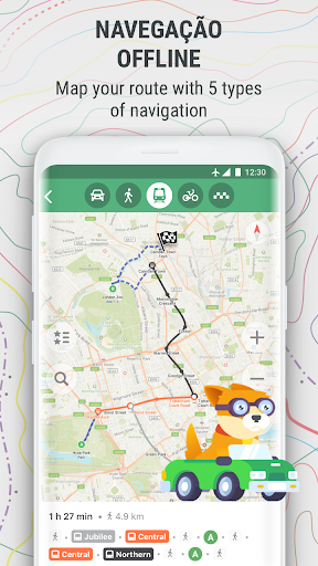 Melhores aplicativos de mapas off-line gratuitos para Android