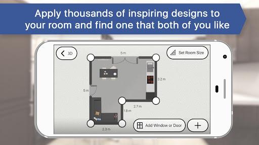 3D Casa e Interior