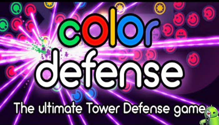 Color Defense - Tower Defense TD