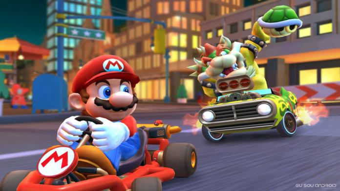 Como criar uma conta na Nintendo e jogar Mario Kart Tour no Android