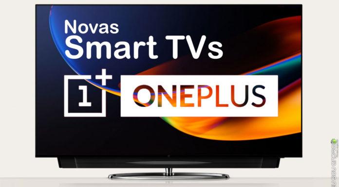 Conheça Agora a Primeira Smart TV da OnePlus capa