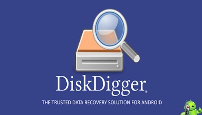 DiskDigger recuperação fotos