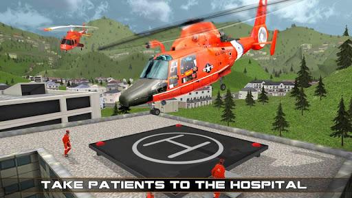 Helicóptero Rescue Simulator