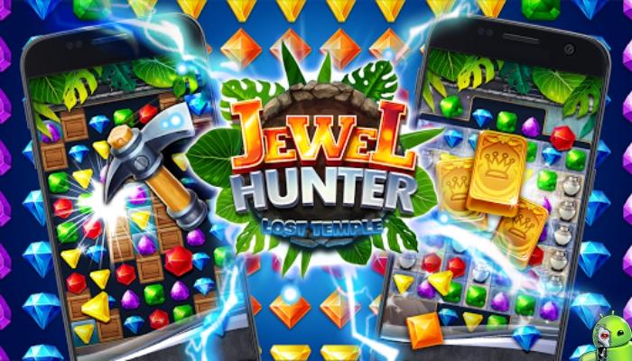 Jewel Stars - Jogo Quebra-Cabeça de Conexão