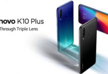 Lenovo K10 Plus será lançado em 22 de setembro com Snapdragon 632
