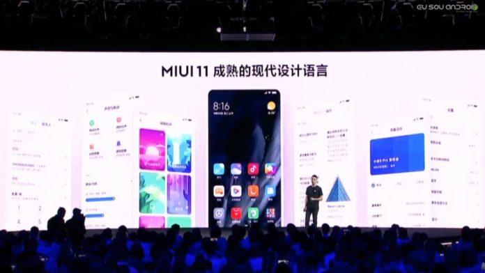 MIUI 11 é lançada oficialmente com novo visual