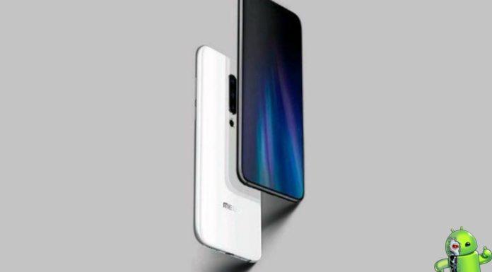 Meizu 16T chegando em 23 de outubro com Snapdragon 855