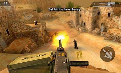 Modern Combat 2 Black Pegasus HD