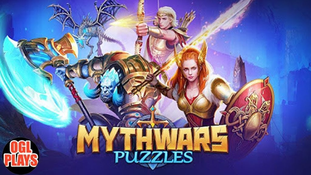MythWars & Puzzles:RPG Match 3