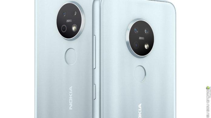 Nokia 7.2 é Lançado na IFA Com Câmeras ZEISS TRIPLAS capa