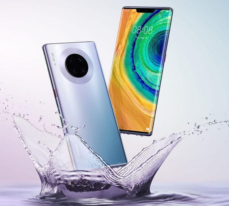 Novos Huawei Mate 30 São Lançados Oficialmente com Câmeras de 40 Megapixels 1