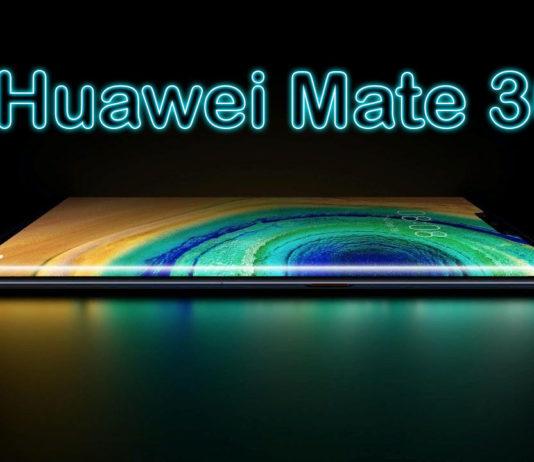 Novos Huawei Mate 30 São Lançados Oficialmente com Câmeras de 40 Megapixels capa