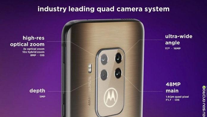 One Zoom é o Primeiro Smartphone da Motorola com 4 Câmeras! capa