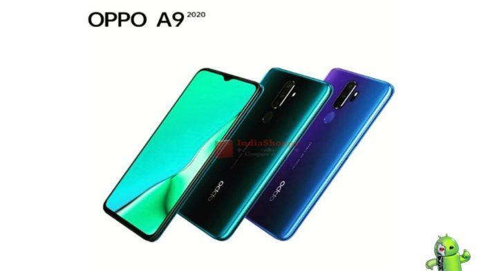 Oppo A9 2020 chega com Snapdragon 665 e câmera quádrupla