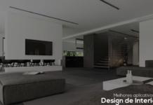 Os 10 melhores aplicativos para Design de Interiores