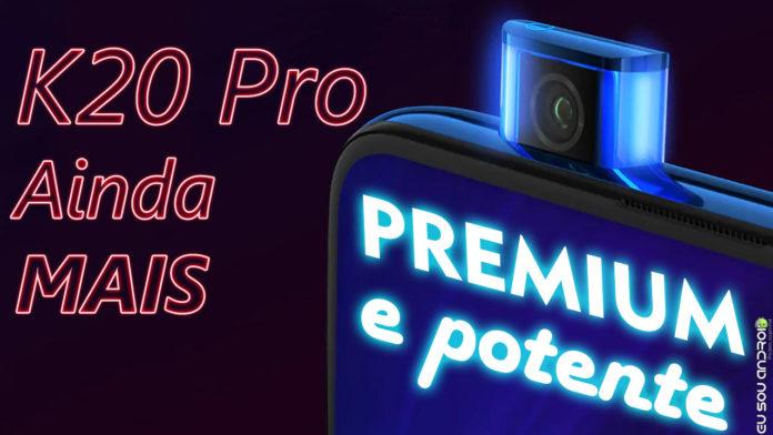 Quer Mais Potência Xiaomi Lança Versão Premium do K20 Pro capa