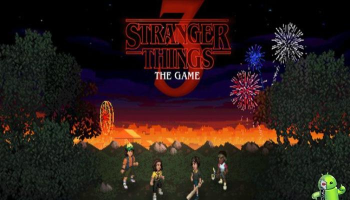 Stranger Things 3: O Jogo
